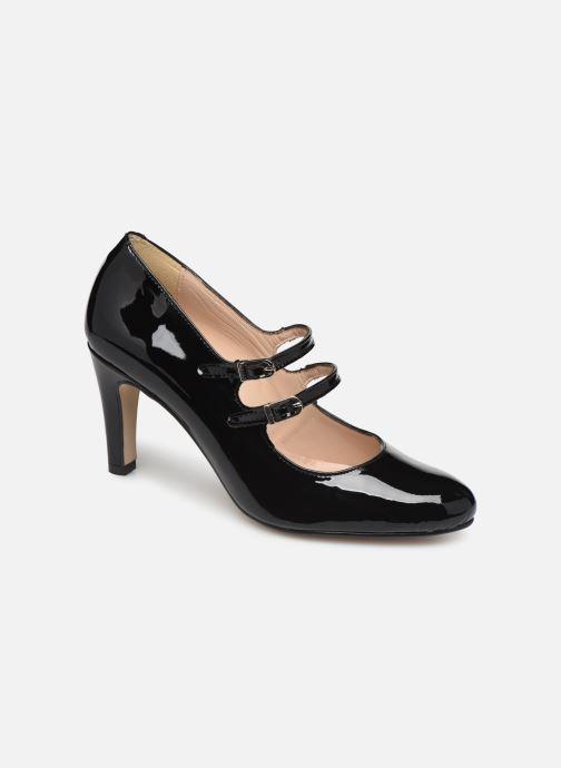 Zapatos de tacón Georgia Rose Sarola Negro vista de detalle / par