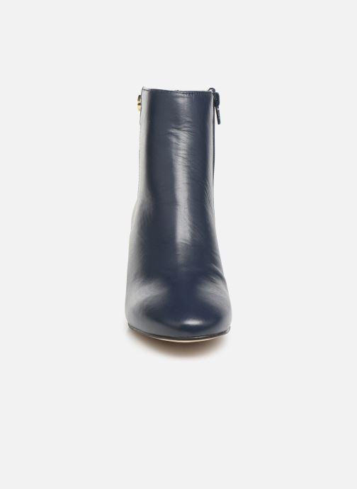 Bottines et boots Georgia Rose Salvino Bleu vue portées chaussures