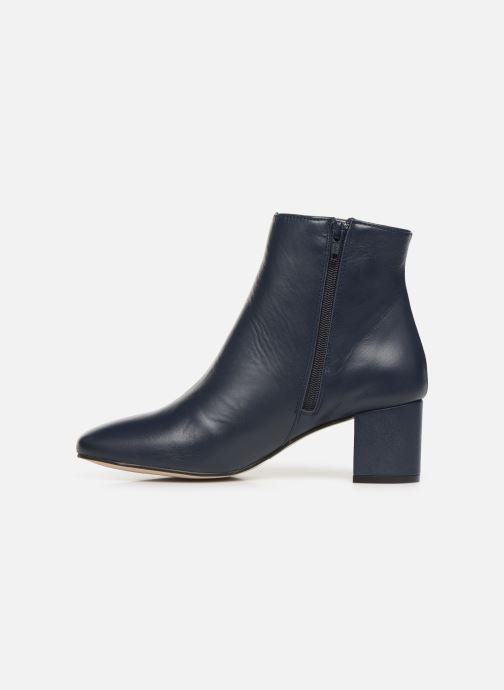 Bottines et boots Georgia Rose Salvino Bleu vue face