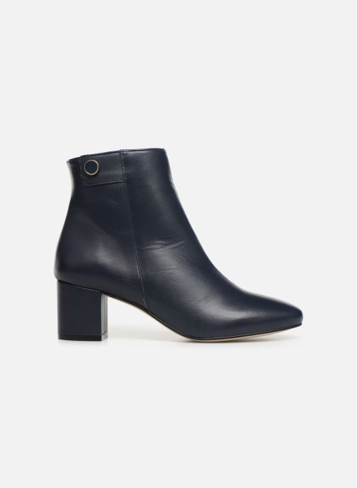 Bottines et boots Georgia Rose Salvino Bleu vue derrière
