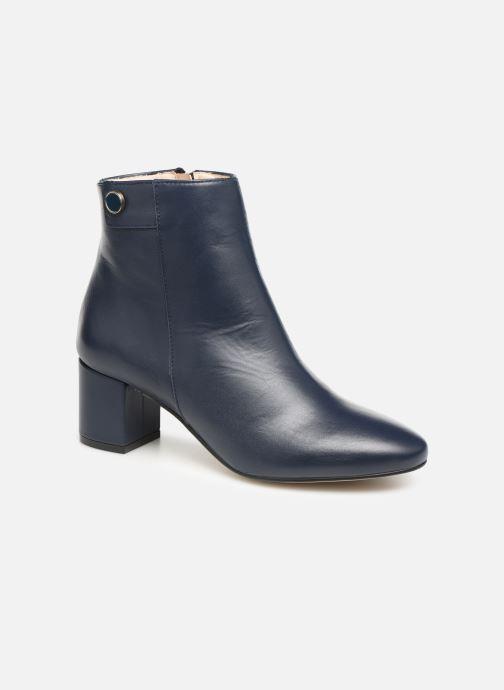 Bottines et boots Georgia Rose Salvino Bleu vue détail/paire