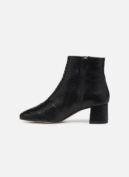 Bottines et boots Georgia Rose Simuna Noir vue face
