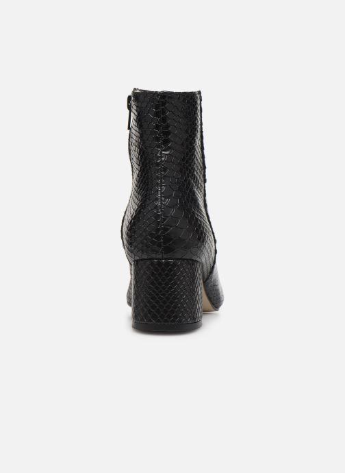 Bottines et boots Georgia Rose Simuna Noir vue droite
