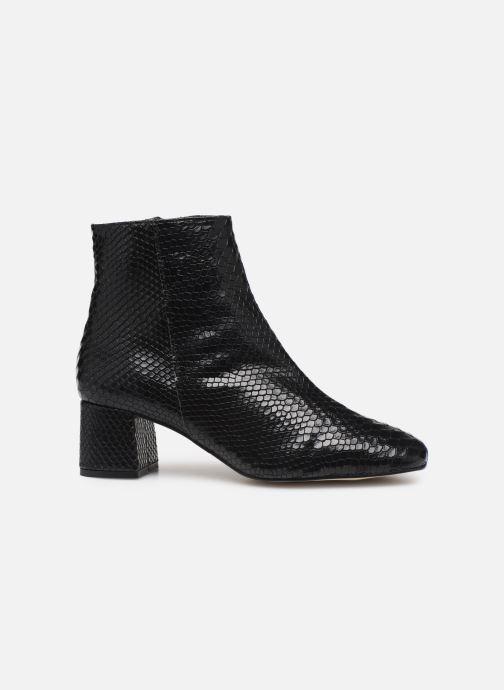 Bottines et boots Georgia Rose Simuna Noir vue derrière