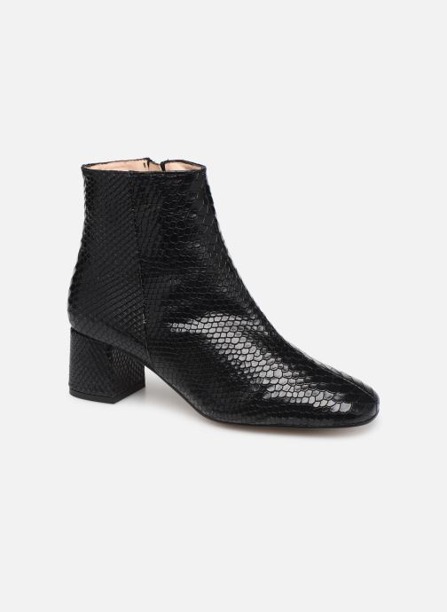 Bottines et boots Georgia Rose Simuna Noir vue détail/paire