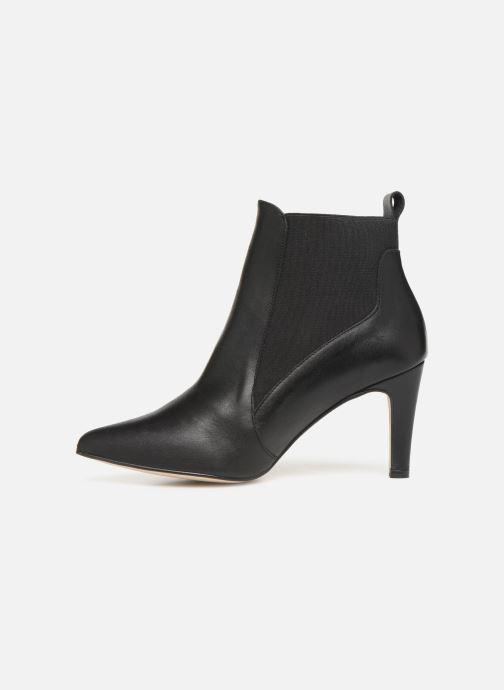 Bottines et boots Georgia Rose Silopi Noir vue face