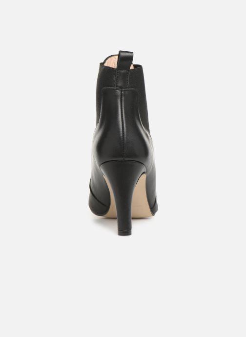 Bottines et boots Georgia Rose Silopi Noir vue droite