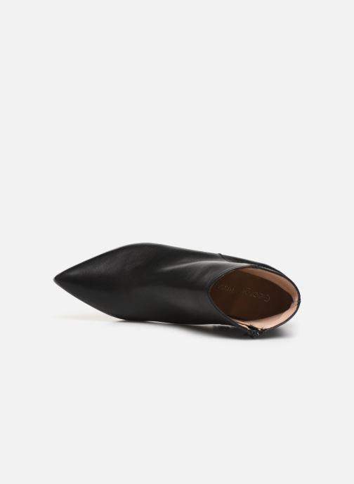Boots en enkellaarsjes Georgia Rose Siklia Zwart links