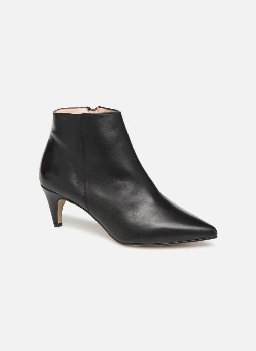 Boots en enkellaarsjes Georgia Rose Siklia Zwart detail