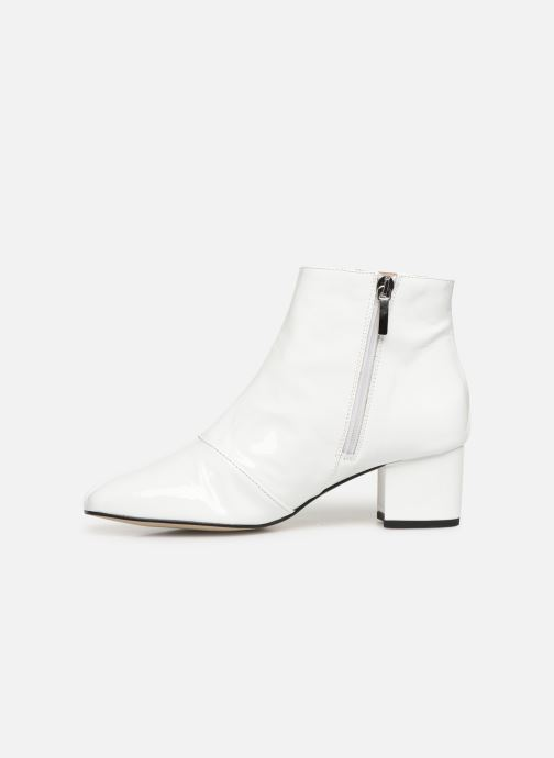 Boots en enkellaarsjes Georgia Rose Seventian Wit voorkant