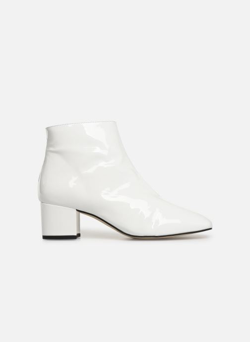 Boots en enkellaarsjes Georgia Rose Seventian Wit achterkant