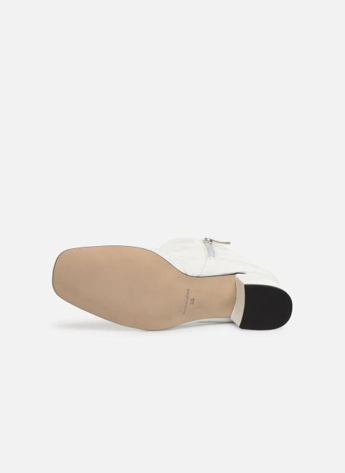 Boots en enkellaarsjes Georgia Rose Seventian Wit boven