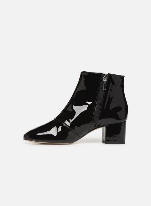 Bottines et boots Georgia Rose Seventian Noir vue face
