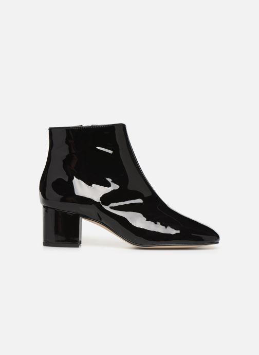 Bottines et boots Georgia Rose Seventian Noir vue derrière