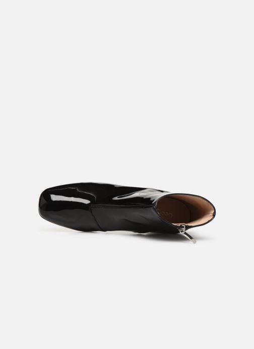 Bottines et boots Georgia Rose Seventian Noir vue gauche