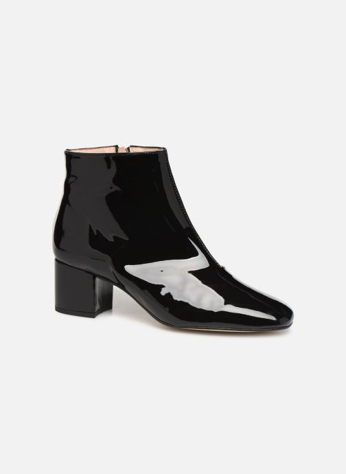 Bottines et boots Georgia Rose Seventian Noir vue détail/paire