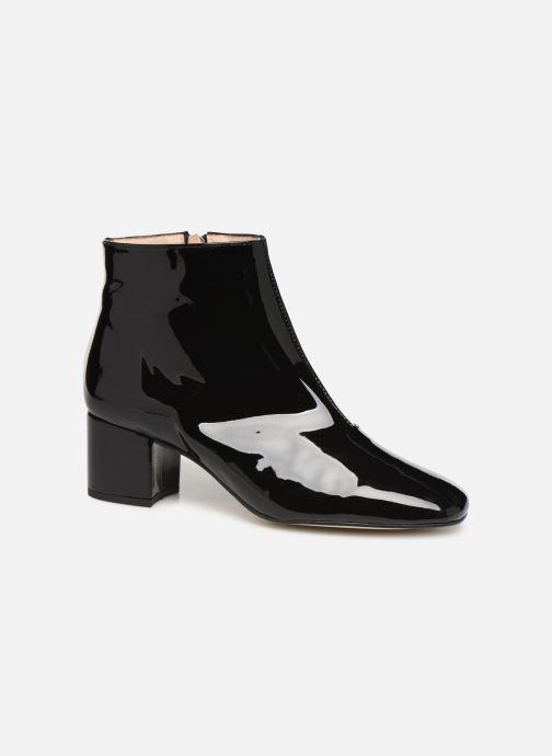 Boots en enkellaarsjes Georgia Rose Seventian Zwart detail