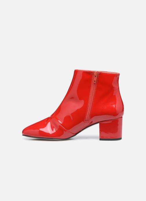 Boots en enkellaarsjes Georgia Rose Seventian Rood voorkant