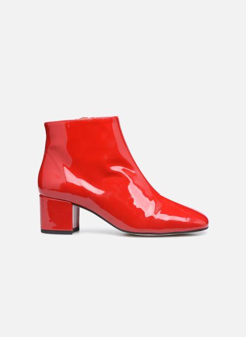 Boots en enkellaarsjes Georgia Rose Seventian Rood achterkant
