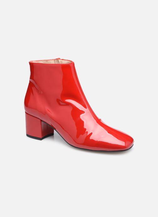 Boots en enkellaarsjes Georgia Rose Seventian Rood detail