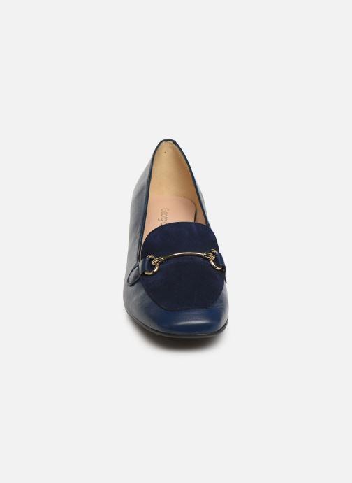 Escarpins Georgia Rose Somors Soft Bleu vue portées chaussures