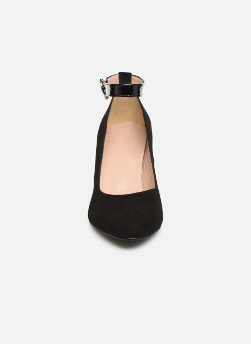 Høje hæle Georgia Rose Sogreta Soft Sort se skoene på