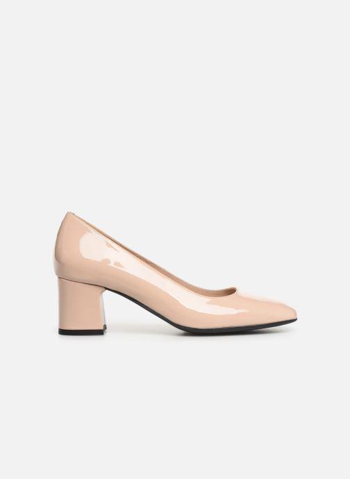 Zapatos de tacón Georgia Rose Sosquare Soft Beige vistra trasera