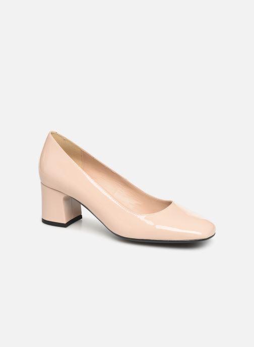 Zapatos de tacón Georgia Rose Sosquare Soft Beige vista de detalle / par