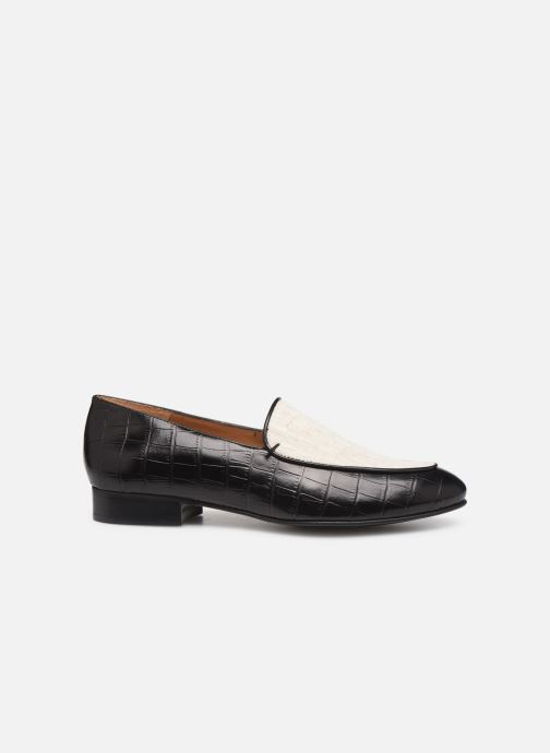 Loafers Flattered Donna C Black back view