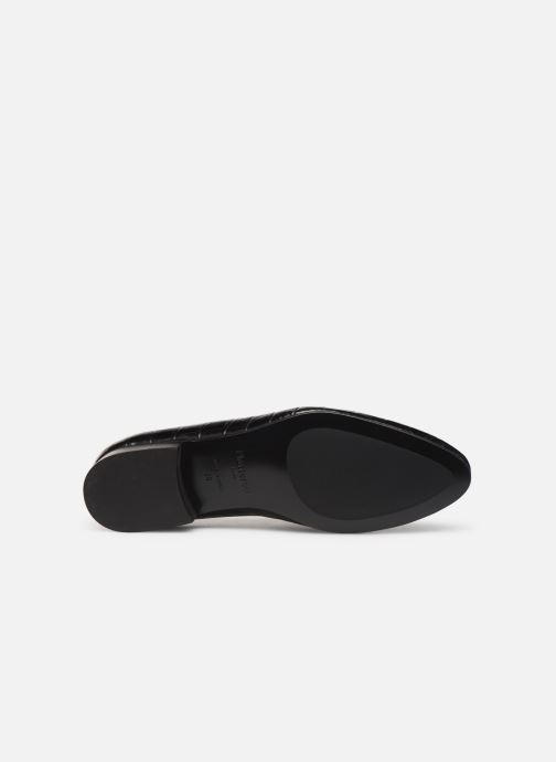 Loafers Flattered Donna C Black view from above