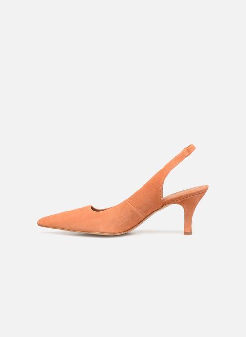 Escarpins Flattered Franchesca C Orange vue face