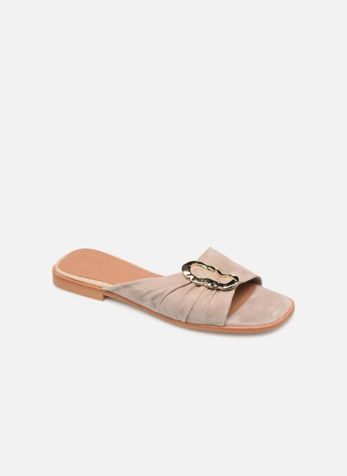 Mules & clogs Flattered Misha C Beige detailed view/ Pair view