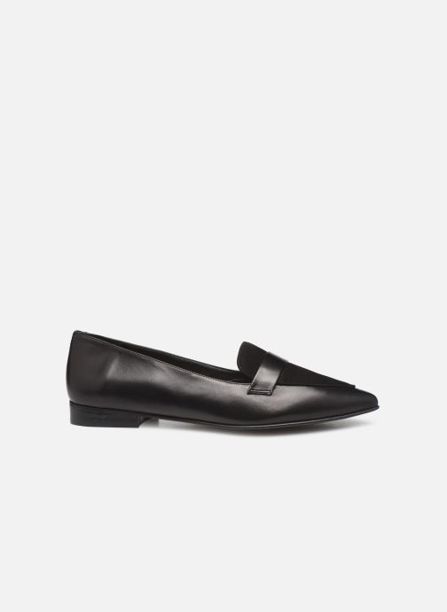 Loafers Flattered Alexandra II C Black back view