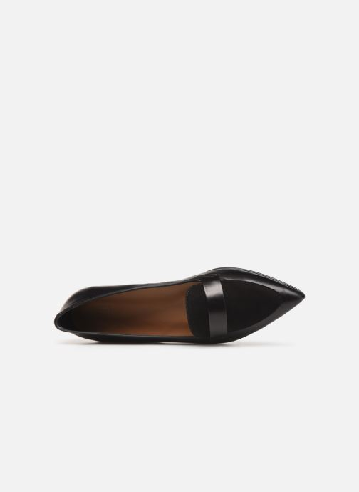 Loafers Flattered Alexandra II C Black view from the left