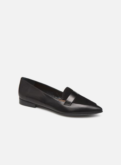 Loafers Flattered Alexandra II C Black detailed view/ Pair view