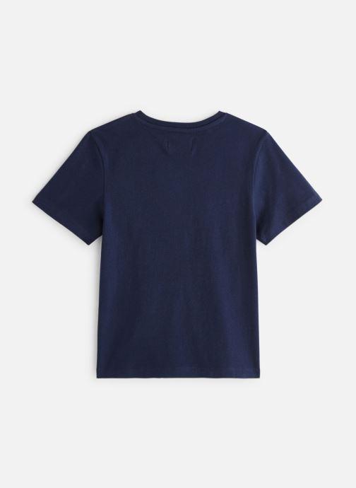 Vêtements Calvin Klein Monogram Oco Tee Noir vue bas / vue portée sac