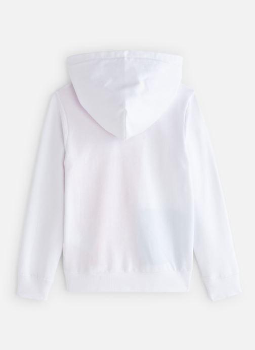 Vêtements Calvin Klein Monogram Patchwork L Blanc vue bas / vue portée sac