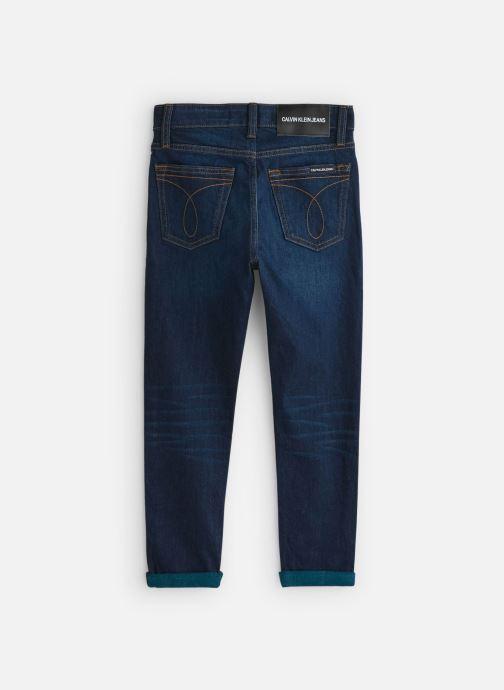 Vêtements Calvin Klein Tapered Vine Blue St Bleu vue bas / vue portée sac