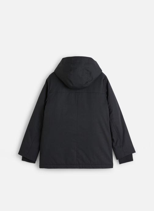 Vêtements Calvin Klein Back To School Jacke Noir vue bas / vue portée sac