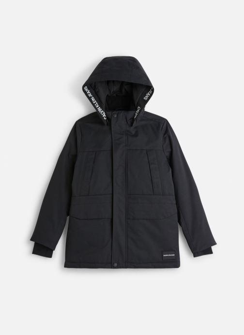 Vêtements Calvin Klein Back To School Jacke Noir vue détail/paire