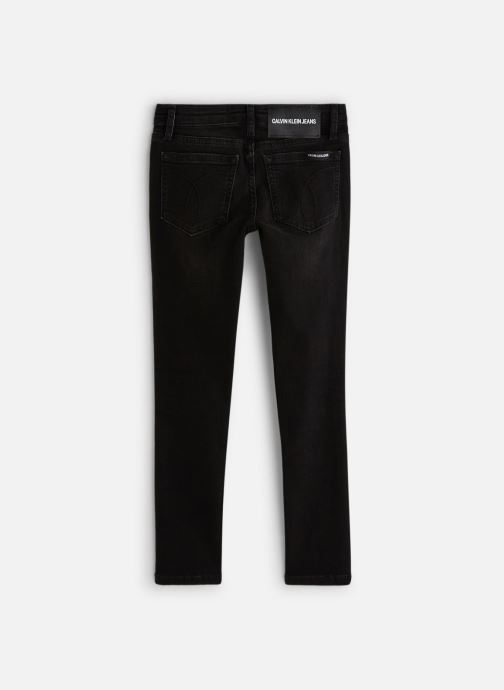 Vêtements Calvin Klein Skinny Mr City Black Noir vue bas / vue portée sac