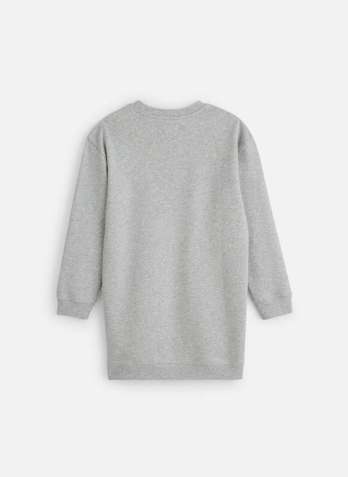 Vêtements Calvin Klein Monogram Sweatshirt Gris vue bas / vue portée sac