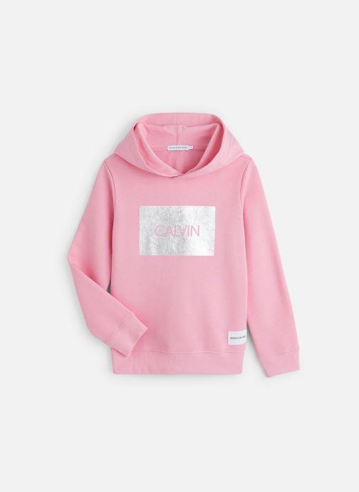 Vêtements Calvin Klein Calvin Silver Box Te Rose vue détail/paire