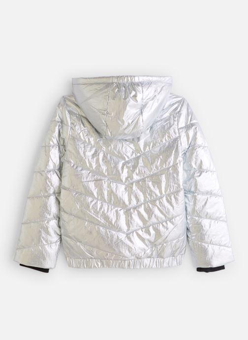 Kleding Calvin Klein Silver Light Hood Bo Zilver onder