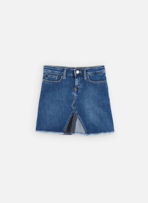 Vêtements Calvin Klein A-Line Patchwork Com Bleu vue détail/paire