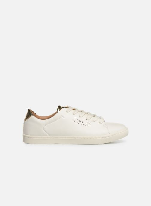 Trainers ONLY ONLSILJAPU SNEAKER2 White back view