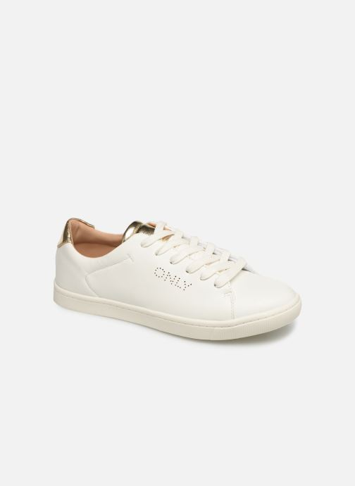 Trainers ONLY ONLSILJAPU SNEAKER2 White detailed view/ Pair view