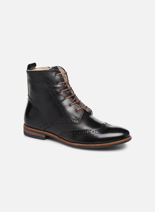 Bottines et boots Georgia Rose Narciso Noir vue détail/paire