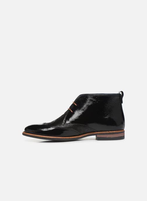 Boots en enkellaarsjes Georgia Rose Nazario Zwart voorkant