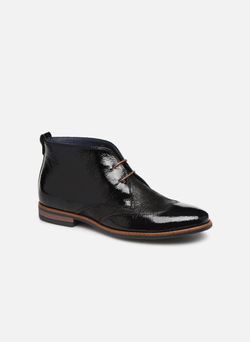 Bottines et boots Georgia Rose Nazario Noir vue détail/paire